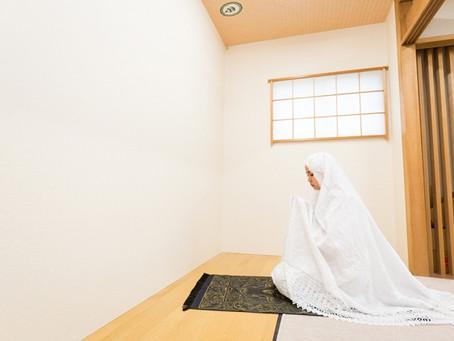 訪日ムスリム旅行者歓迎!京都着物レンタル夢館では、礼拝室やハラール対応の飲食店案内などムスリムフレンドリーに対応。