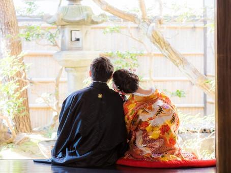 趣きある京町家で最高のフォトウエディング「夏キャンペーン」スタート!