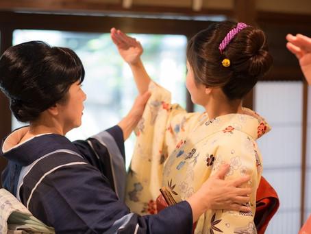 夜の京都観光に注目!京都市とぐるなびの「夜観光」専用サイトで日本舞踊体験など夜からも楽しめる魅力的な観光メニューを紹介。