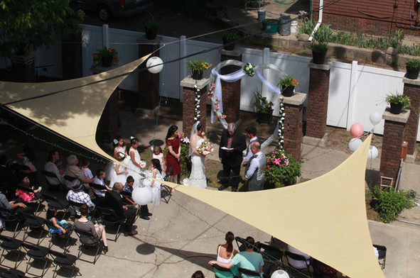 Outdoor Wedding Ceremony Gufler Mansion.jpg