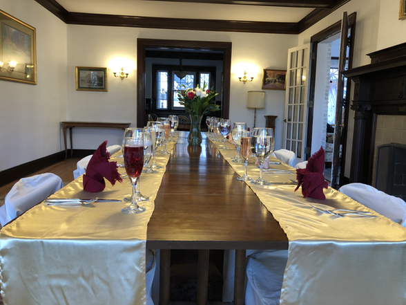 Intimate Wedding Diner Gufler Mansion.HEIC