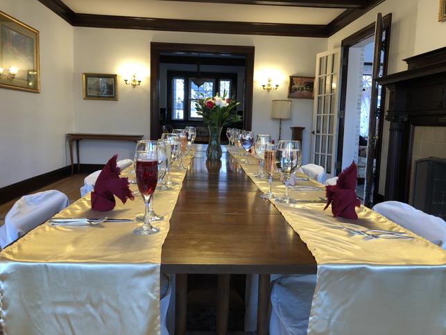 Intimate Wedding Diner Gufler Mansion.HEIC