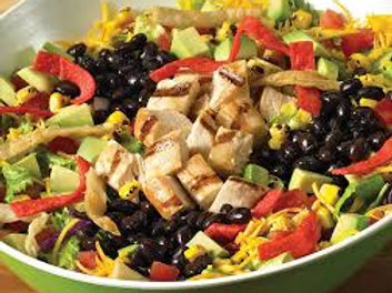 Southwest Chicken Salad - Family of 4