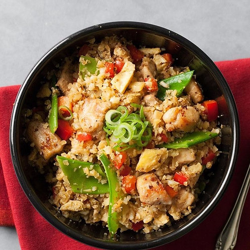 "RTH - Cauliflower - Quinoa Fried ""Rice""- Family of 4"