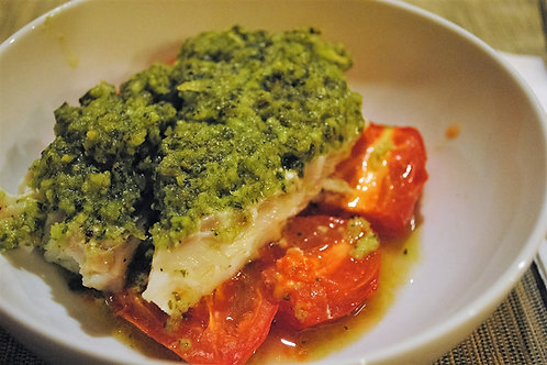 Herb Roasted Cod - Family of 4