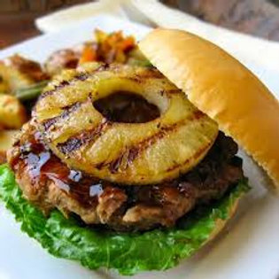 Teriyaki Turkey Burgers - Family of 4