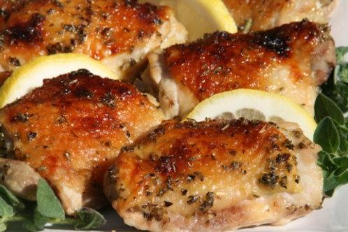 Lemon Oregano Chicken - Family of 4