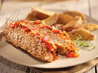 RTH  - Turkey Meatloaf- Family of 4