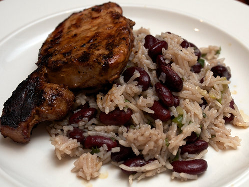 Jamaican Jerk Chicken- Family of 4