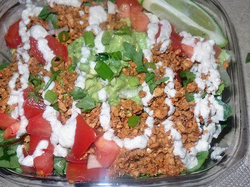 Vegan Taco Salad- Individual Meal