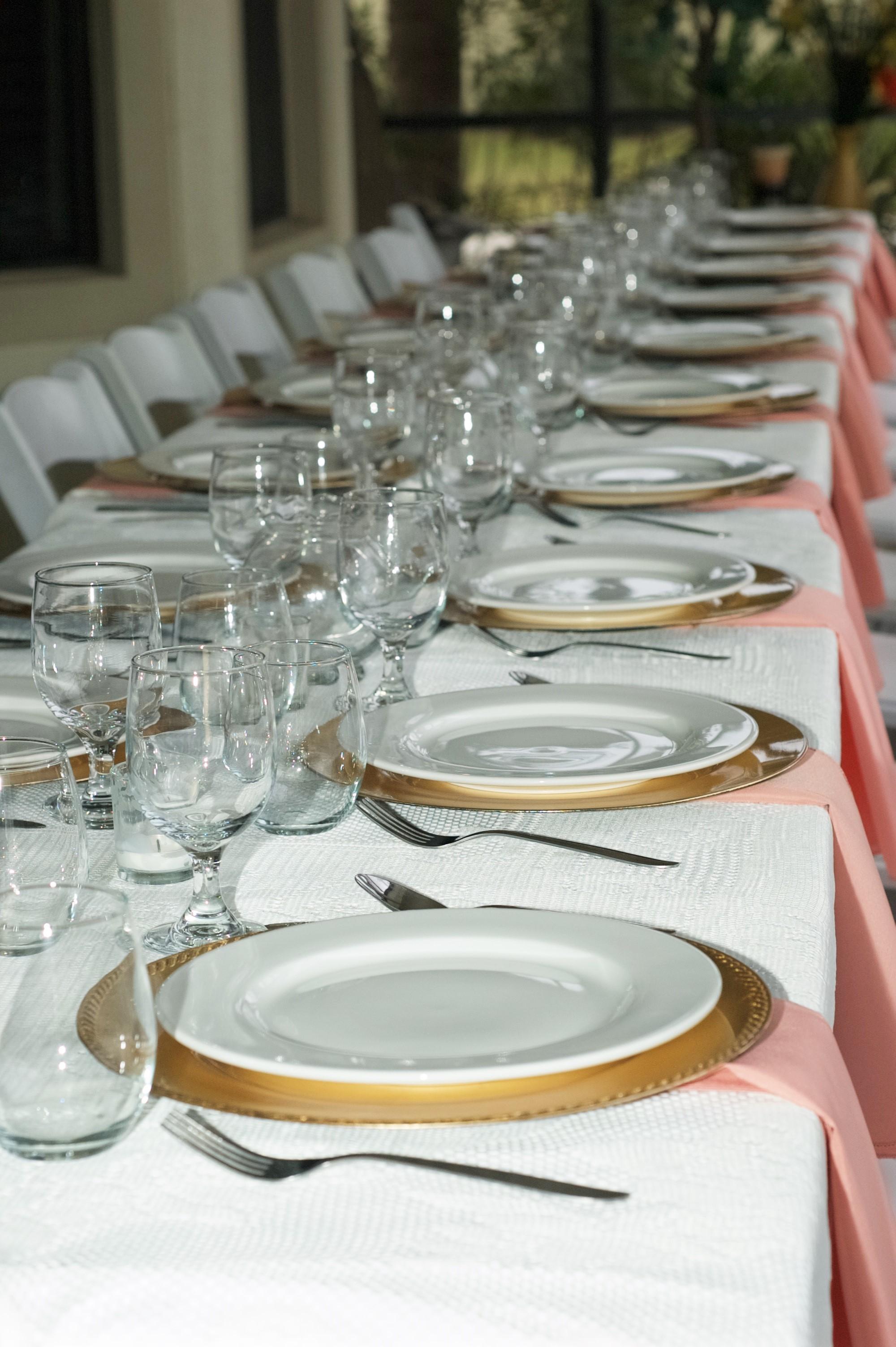 Dinner Setup