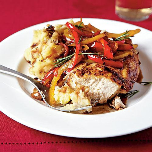 Balsamic Chicken- Family of 4