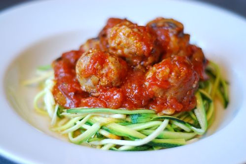 Spaghetti and Meatballs - Family of 4