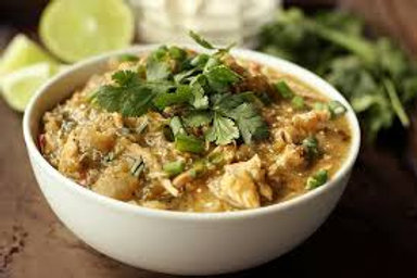 Chicken Chili Verde   - Family Meal