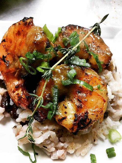 Jerk Shrimp - Family Meal
