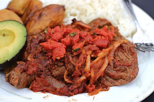 Carne Bistec - Family of 4