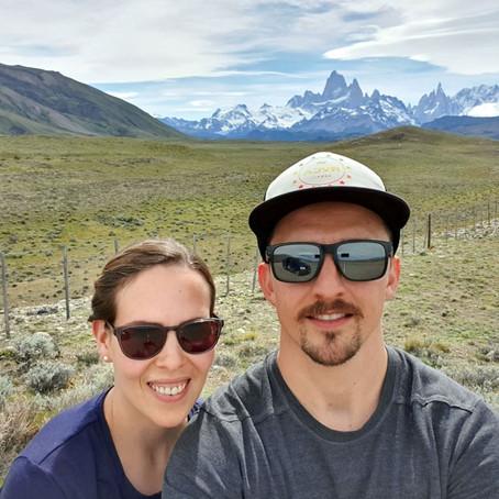 Die andere Seite des Parque de los Glaciares