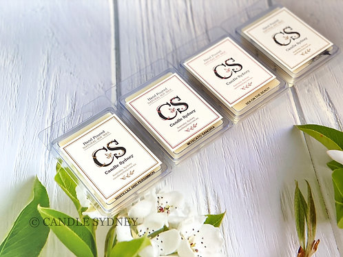 Six Natural Soy Wax  Melts