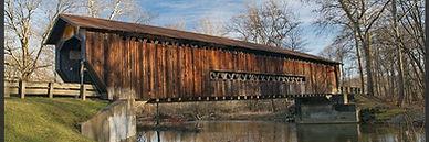 Covered Bridge Prints, Covered bridges, Scenic fine art,Hocking Hills