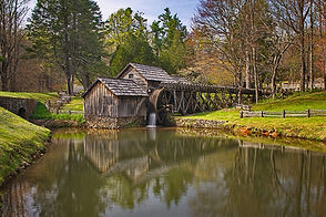 Glade Creek Mill.Mill Prints,Old Mill Photography,Babcock State Park,Mills