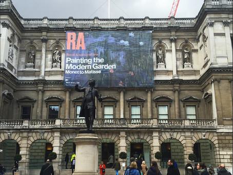 Royal Academy delivers a floral fantasy