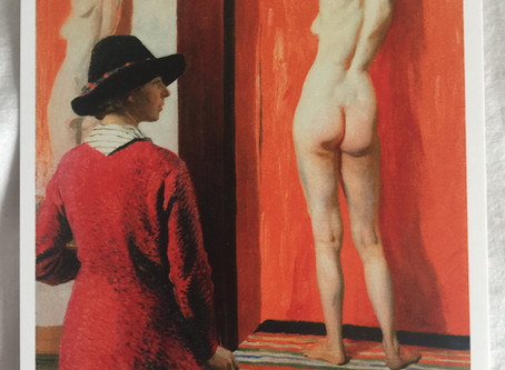 """A homoerotic possibility at Tate Britain's """"Queer British Art"""""""