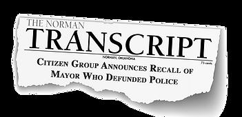 Norman Transcript Headline.png