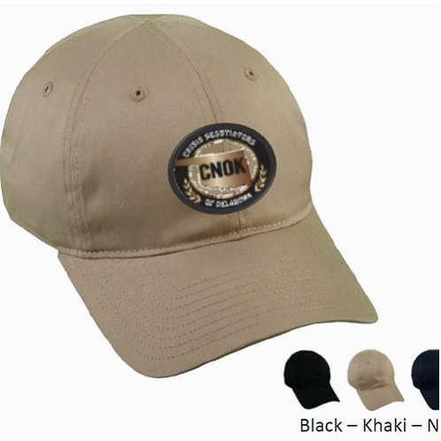 Standard Embroidered Ball Cap