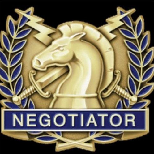 Negotiator Uniform/Lapel Pin