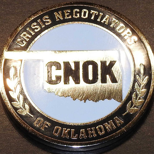 CNOK Challenge Coin