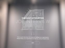 Spy interview