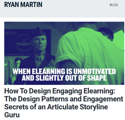 How to design engaging elearning