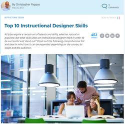 top 10 ID Skills