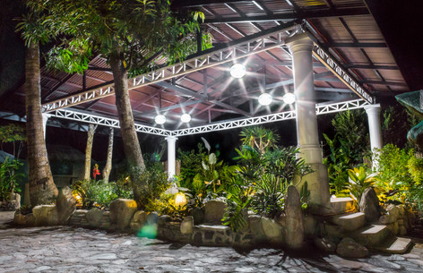 Patio events space bungad biluso Silang Cavite