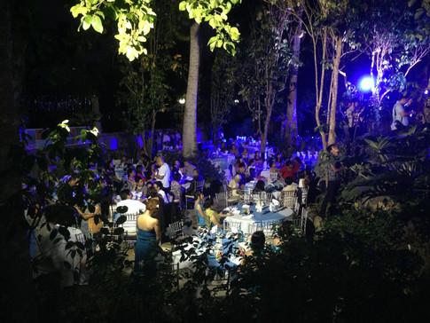 Night wedding reception bungad biluso Silang Cavite