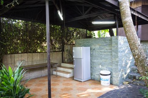 Grill refrigerator cooking area bungad biluso Silang Cavite