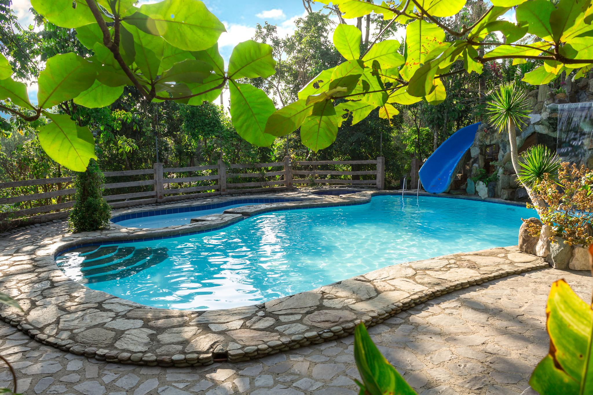 Batis Pool morning bungad biluso