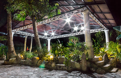 Patio bungad biluso Silan Cavite