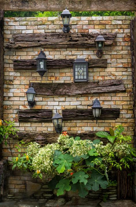 rustic lamp design bungad biluso Silang Cavite