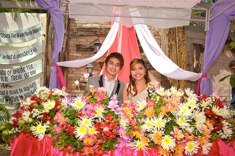 Wedding couple picture bungad biluso Silang Cavite