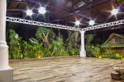Patio function space bungad biluso