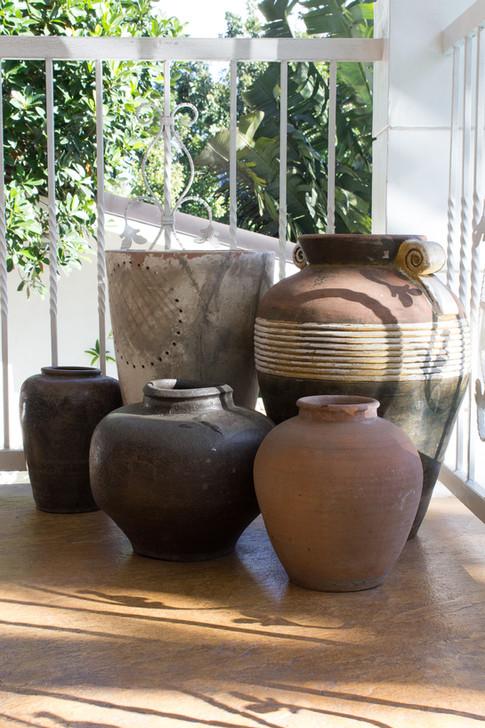 Vases and pots bungad biluso Silang Cavite
