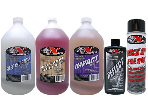 STREET CYCLE WASH PACK 2