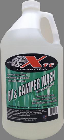 RV & CAMPER WASH