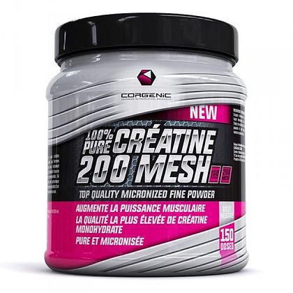 100% PURE CREATINE 200 MESH