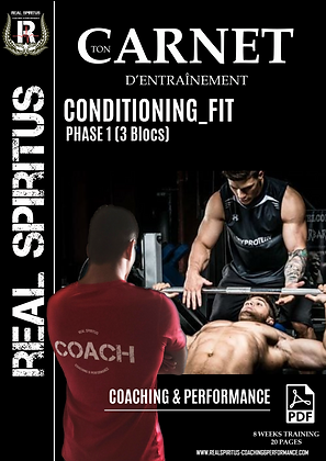 Programme Conditioning_Fit phase 1 (3 blocs) 8 weeks