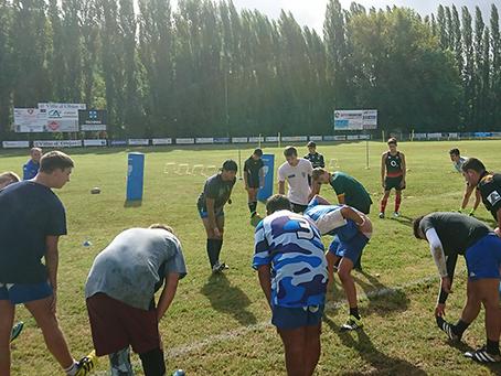 La préparation physique de rugby