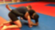 GUIDE DE L'ENTRAINEMENT - MMA - KIMURA