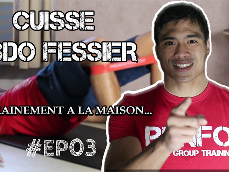 ABDO FESSIER A LA MAISON #EP03