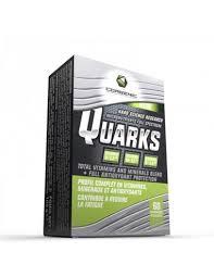 Quarks vitamines et minéraux